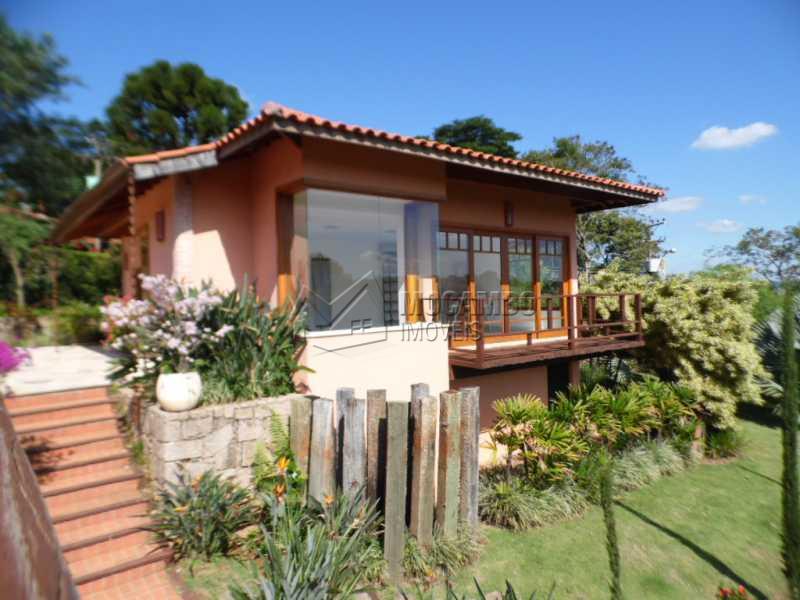 vista da academia - Casa Para Venda ou Aluguel no Condomínio Itaembú - Sítio da Moenda - Itatiba - SP - FCCN30239 - 25