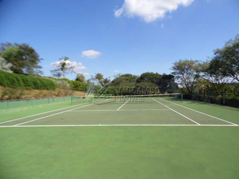 quadra de Tênis - Casa Para Venda ou Aluguel no Condomínio Itaembú - Sítio da Moenda - Itatiba - SP - FCCN30239 - 29