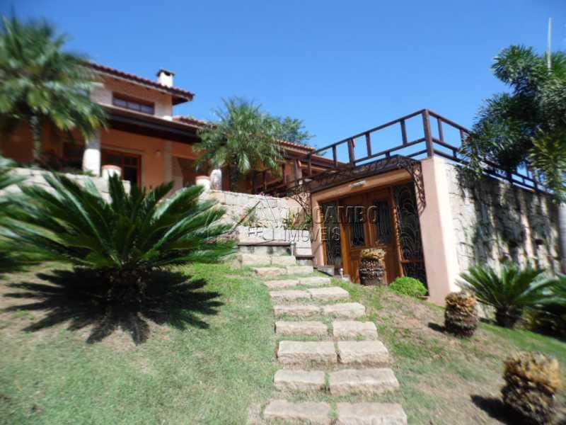 paisagismo - Casa Para Venda ou Aluguel no Condomínio Itaembú - Sítio da Moenda - Itatiba - SP - FCCN30239 - 30
