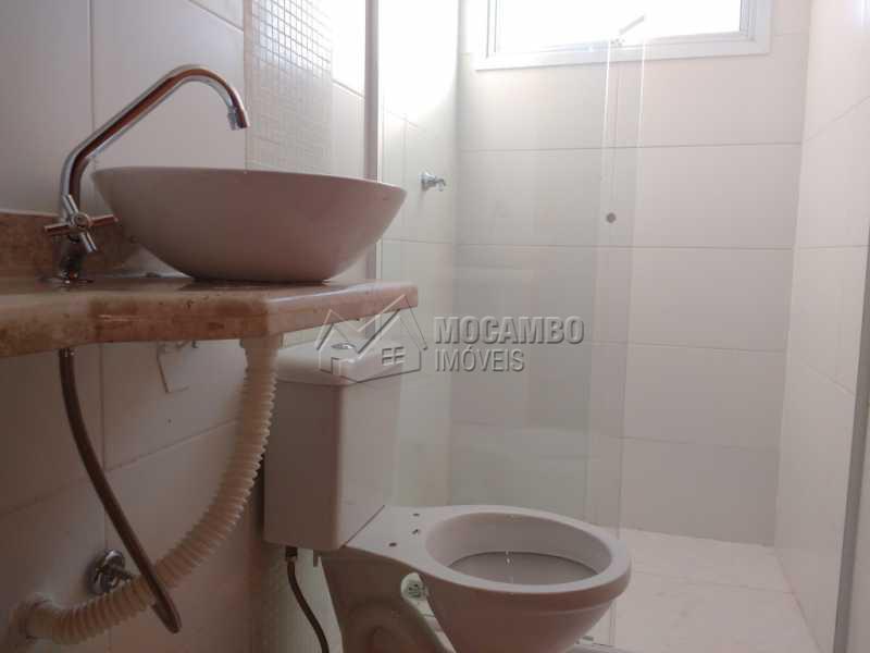 Banheiro Suíte - Apartamento 2 quartos à venda Itatiba,SP - R$ 330.000 - FCAP20511 - 7