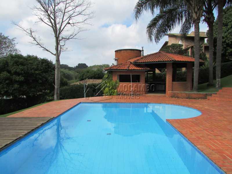 Piscina  - Casa À Venda no Condomínio Capela do Barreiro - Capela do Barreiro - Itatiba - SP - FCCN30247 - 7