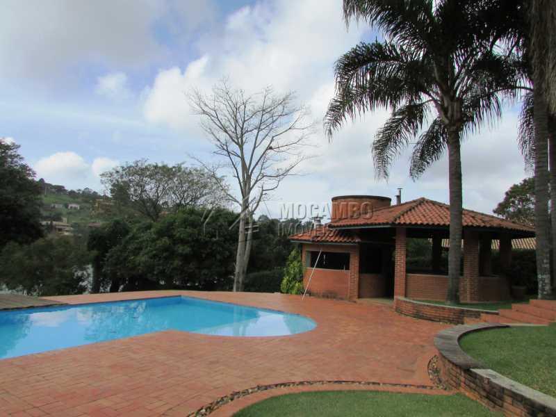 Piscina  - Casa em Condominio em condomínio À Venda - Condomínio Capela do Barreiro - Itatiba - SP - Capela do Barreiro - FCCN30247 - 8