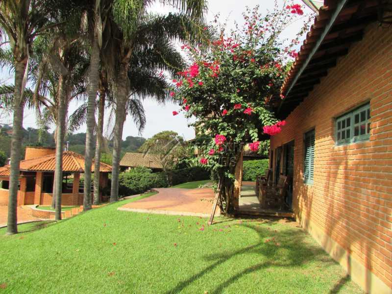Entrada Principal  - Casa À Venda no Condomínio Capela do Barreiro - Capela do Barreiro - Itatiba - SP - FCCN30247 - 10