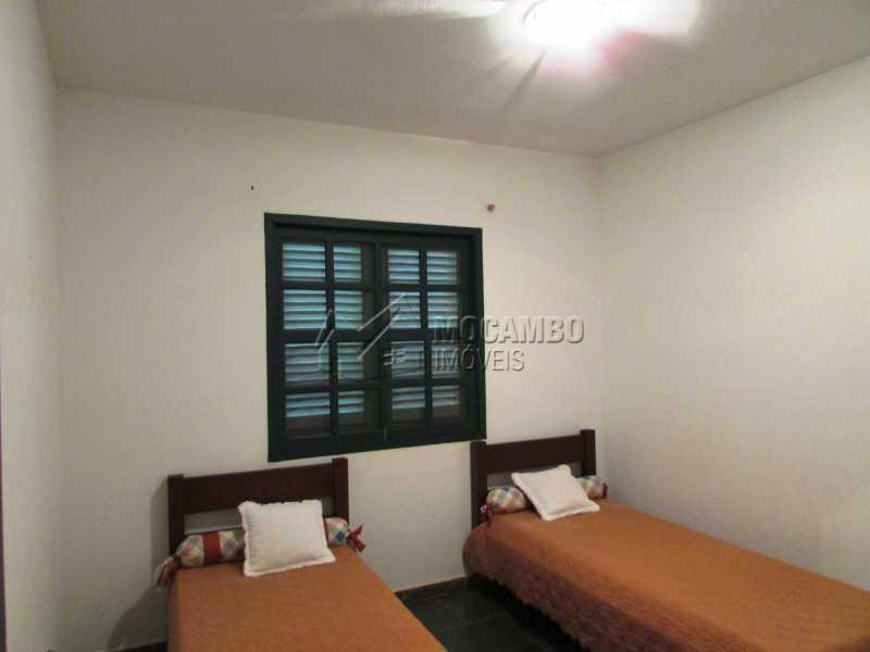 Dormitório  - Casa em Condominio em condomínio À Venda - Condomínio Capela do Barreiro - Itatiba - SP - Capela do Barreiro - FCCN30247 - 20