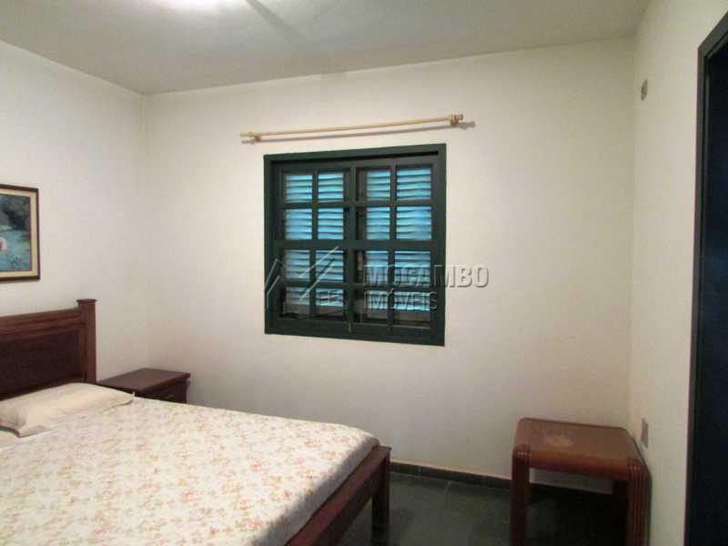 Dormitório  - Casa À Venda no Condomínio Capela do Barreiro - Capela do Barreiro - Itatiba - SP - FCCN30247 - 23