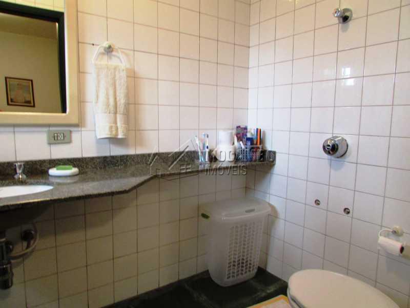 Banheiro Suíte  - Casa À Venda no Condomínio Capela do Barreiro - Capela do Barreiro - Itatiba - SP - FCCN30247 - 24