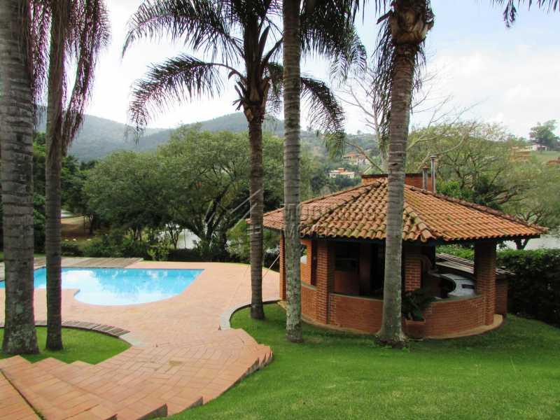Área externa  - Casa em Condominio em condomínio À Venda - Condomínio Capela do Barreiro - Itatiba - SP - Capela do Barreiro - FCCN30247 - 27