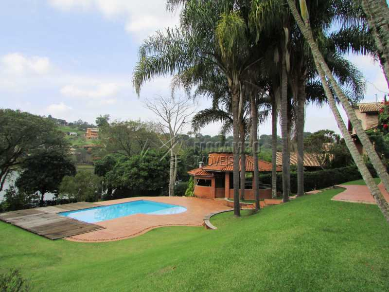 Piscina  - Casa À Venda no Condomínio Capela do Barreiro - Capela do Barreiro - Itatiba - SP - FCCN30247 - 28