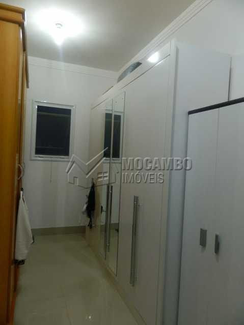 Closet - Casa em Condominio À Venda - Itatiba - SP - Residencial Fazenda Serrinha - FCCN30248 - 14