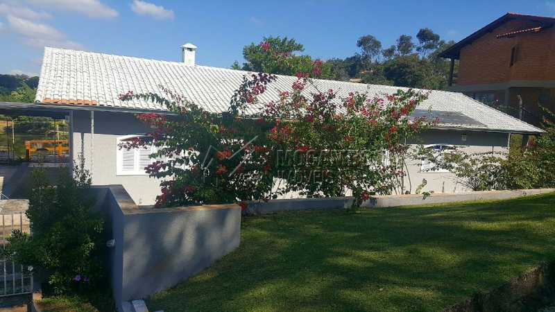 Fachada - Casa em Condominio À Venda - Itatiba - SP - Capela do Barreiro - FCCN30252 - 5