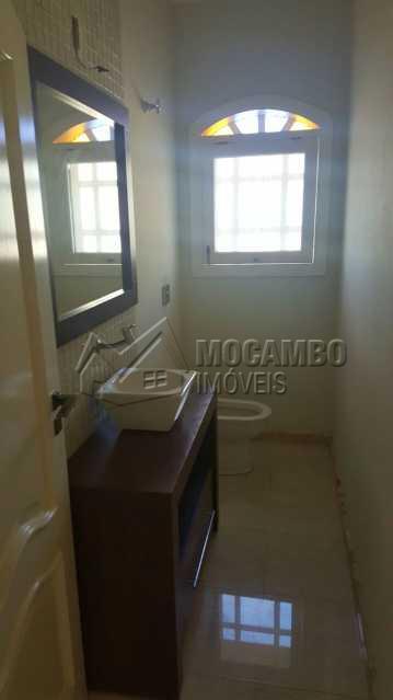 Banheiro - Casa em Condominio À Venda - Itatiba - SP - Capela do Barreiro - FCCN30252 - 11