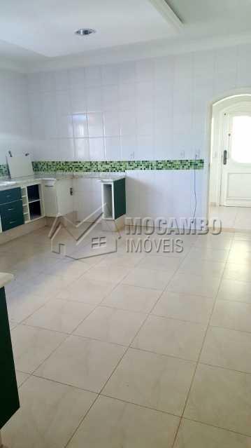 Cozinha - Casa em Condominio À Venda - Itatiba - SP - Capela do Barreiro - FCCN30252 - 12