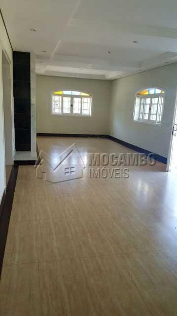 Sala - Casa em Condominio À Venda - Itatiba - SP - Capela do Barreiro - FCCN30252 - 13