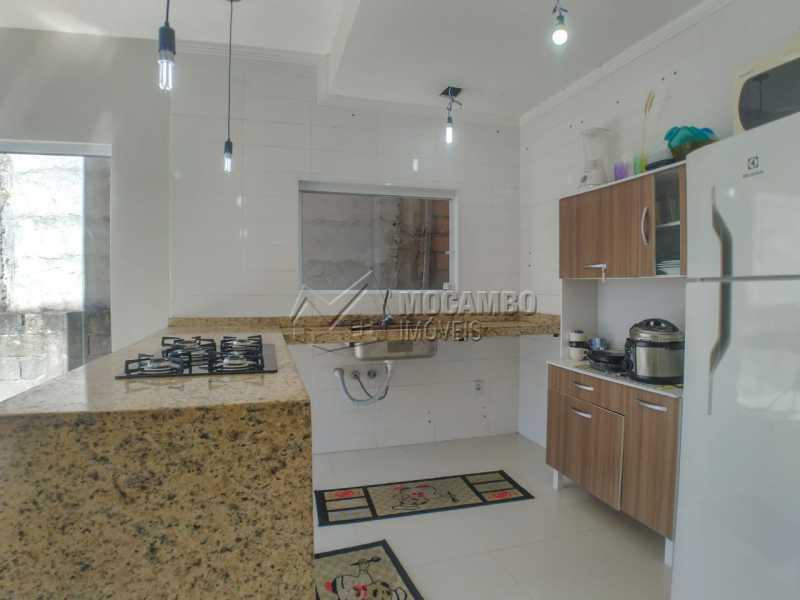 Cozinha - Casa 3 quartos à venda Itatiba,SP - R$ 380.000 - FCCA30907 - 17