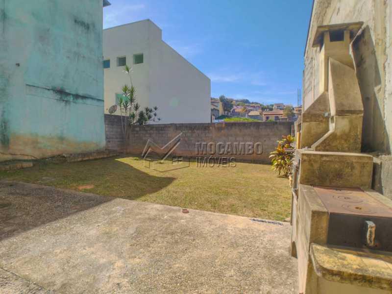 Churrasqueira e quintal - Casa 3 quartos à venda Itatiba,SP - R$ 380.000 - FCCA30907 - 22