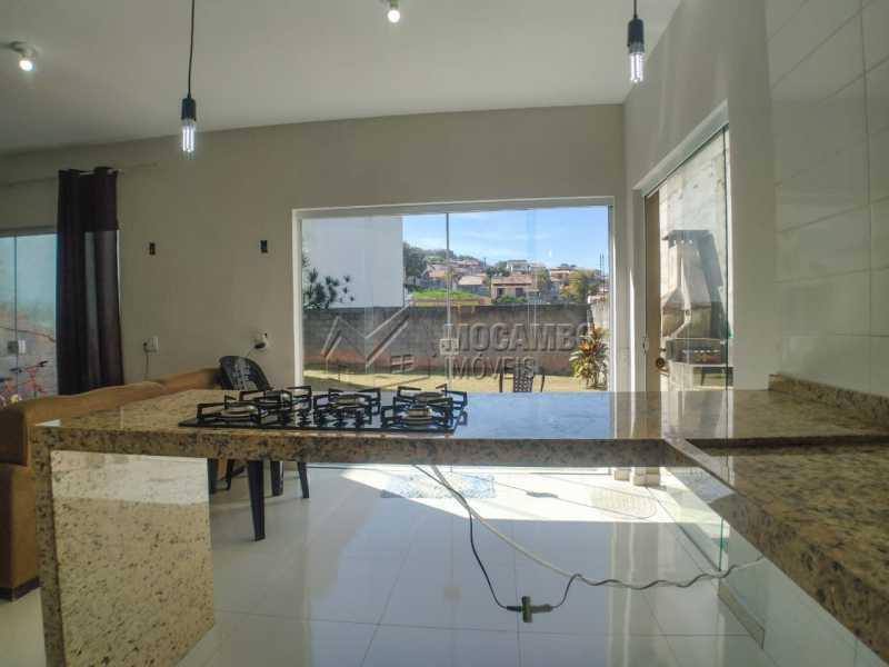 Cozinha - Casa 3 quartos à venda Itatiba,SP - R$ 380.000 - FCCA30907 - 14