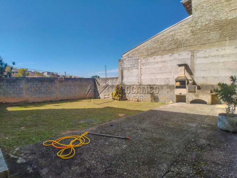 Quintal - Casa 3 quartos à venda Itatiba,SP - R$ 380.000 - FCCA30907 - 23