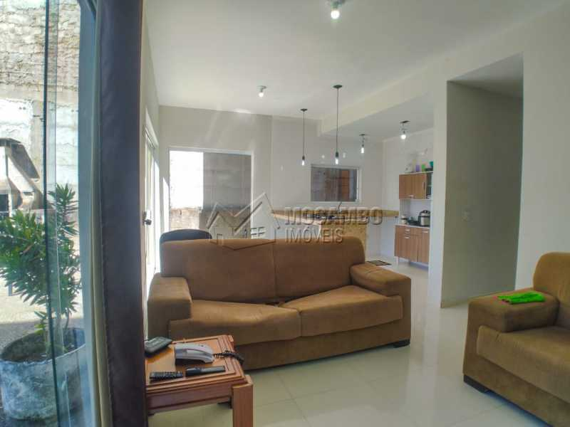 Sala - Casa 3 quartos à venda Itatiba,SP - R$ 380.000 - FCCA30907 - 3