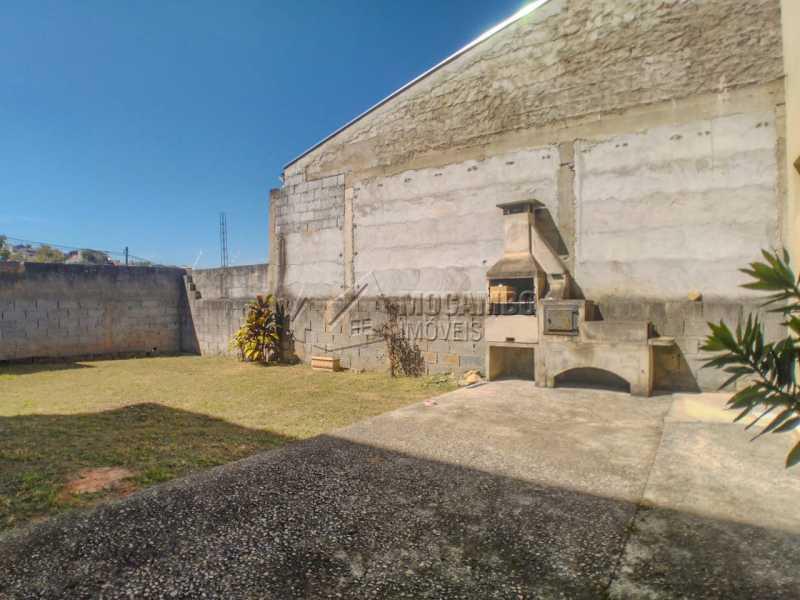 Quintal - Casa 3 quartos à venda Itatiba,SP - R$ 380.000 - FCCA30907 - 24