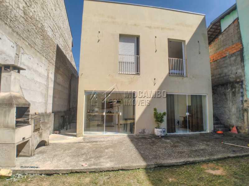 Fundos - Casa 3 quartos à venda Itatiba,SP - R$ 380.000 - FCCA30907 - 25