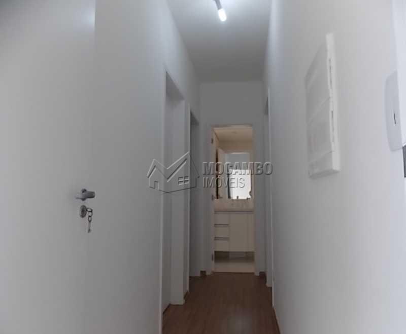 Acesso aos Dormitórios - Apartamento 3 quartos à venda Itatiba,SP - R$ 650.000 - FCAP30367 - 5