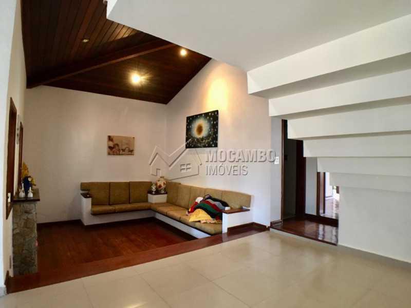 Sala - Casa 3 quartos à venda Itatiba,SP - R$ 2.500.000 - FCCA30910 - 3