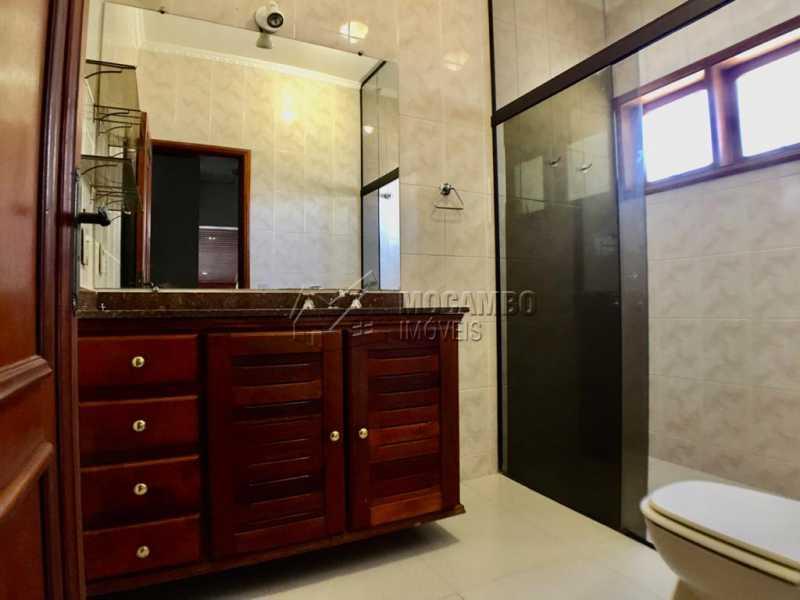 Banheiro suíte - Casa 3 quartos à venda Itatiba,SP - R$ 2.500.000 - FCCA30910 - 11