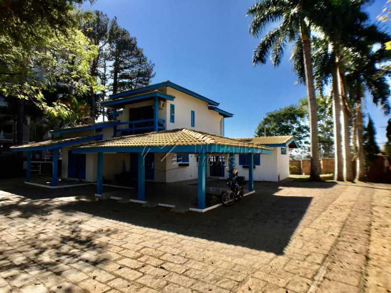 Fachada - Casa 3 quartos à venda Itatiba,SP - R$ 2.500.000 - FCCA30910 - 1