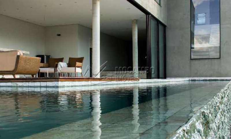 Piscina - Casa em Condomínio 4 quartos à venda Itatiba,SP - R$ 2.890.000 - FCCN40081 - 3