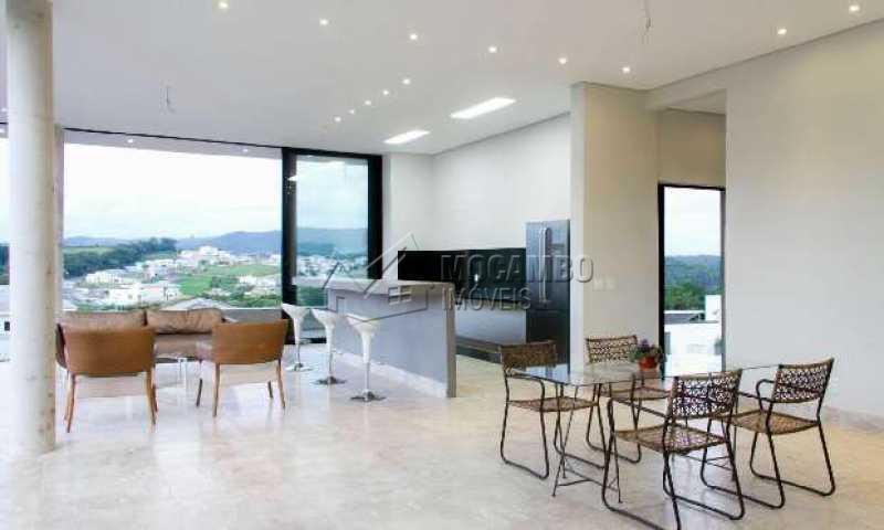 Sala - Casa em Condomínio 4 quartos à venda Itatiba,SP - R$ 2.890.000 - FCCN40081 - 1