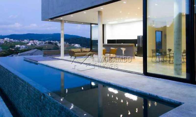 Área Gourmet - Casa em Condomínio 4 quartos à venda Itatiba,SP - R$ 2.890.000 - FCCN40081 - 12