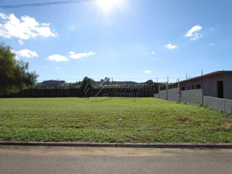 Terreno - Terreno À Venda no Condomínio Bosque dos Pires - Sítio da Moenda - Itatiba - SP - FCUF00888 - 1