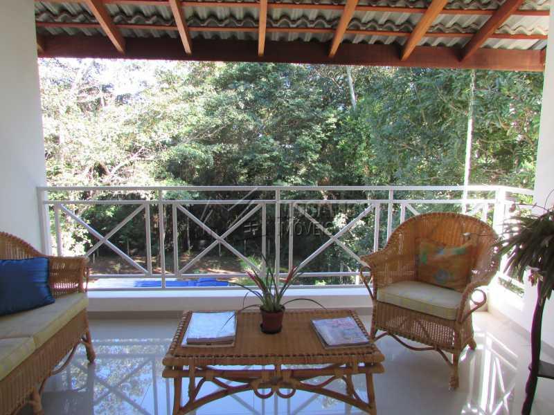 Varanda - Casa em Condomínio Parque São Gabriel, Itatiba, Bairro Itapema, SP À Venda, 4 Quartos, 337m² - FCCN40083 - 7