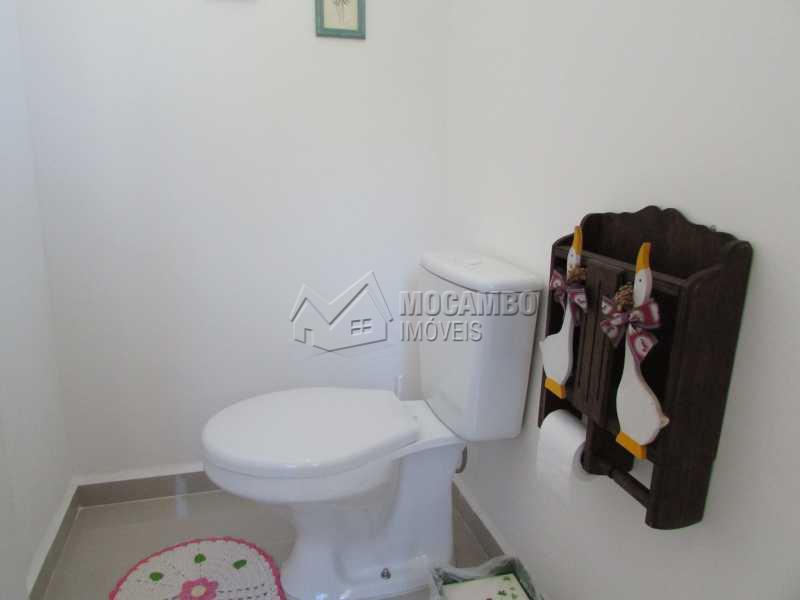 Lavabo  - Casa em Condomínio Parque São Gabriel, Itatiba, Bairro Itapema, SP À Venda, 4 Quartos, 337m² - FCCN40083 - 9