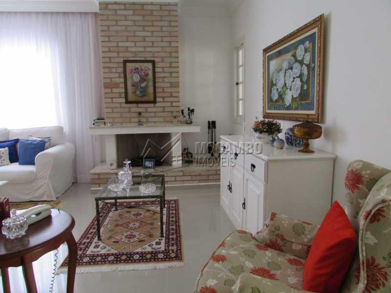 Sala  - Casa em Condomínio Parque São Gabriel, Itatiba, Bairro Itapema, SP À Venda, 4 Quartos, 337m² - FCCN40083 - 11