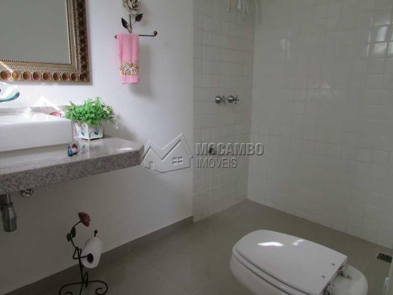 Banheiro Suíte  - Casa em Condomínio Parque São Gabriel, Itatiba, Bairro Itapema, SP À Venda, 4 Quartos, 337m² - FCCN40083 - 12