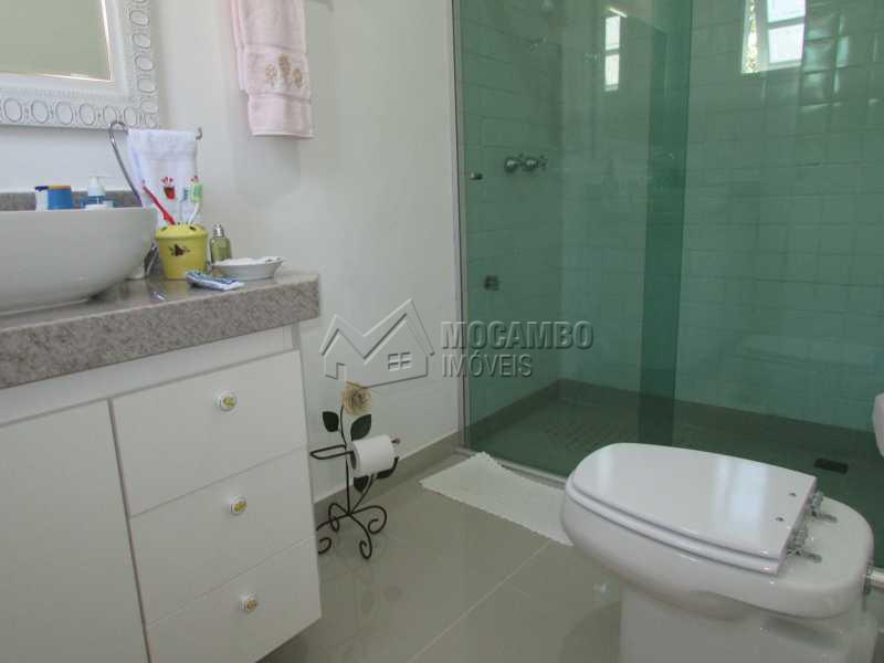 Banheiro Suíte  - Casa em Condomínio Parque São Gabriel, Itatiba, Bairro Itapema, SP À Venda, 4 Quartos, 337m² - FCCN40083 - 17