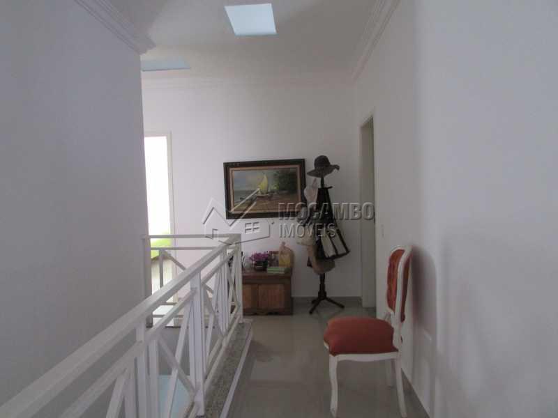 Acesso dormitórios - Casa em Condomínio Parque São Gabriel, Itatiba, Bairro Itapema, SP À Venda, 4 Quartos, 337m² - FCCN40083 - 19
