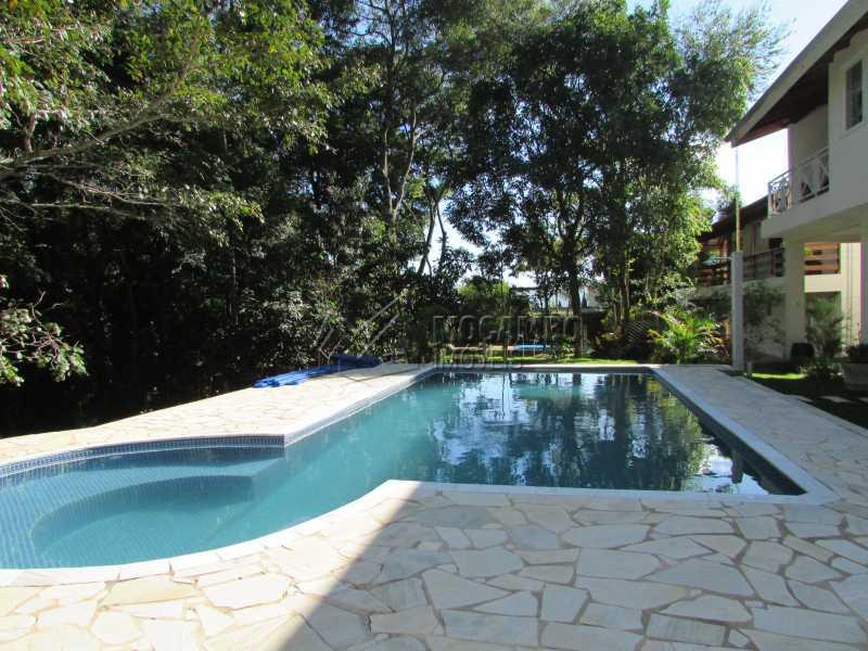 Piscina  - Casa em Condomínio 4 Quartos À Venda Itatiba,SP - R$ 1.150.000 - FCCN40083 - 25