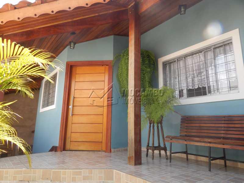 Frente da Casa - Casa 3 quartos à venda Itatiba,SP - R$ 460.000 - FCCA30917 - 14