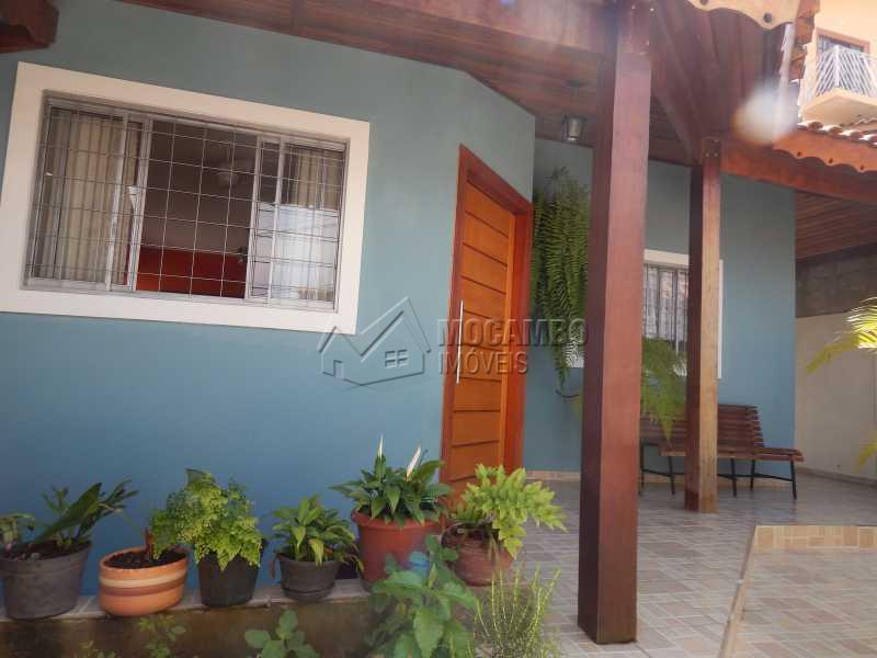 Frente da Casa - Casa 3 quartos à venda Itatiba,SP - R$ 460.000 - FCCA30917 - 13