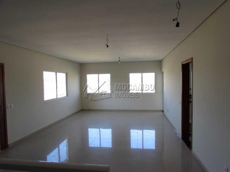 Sala - Casa em Condominio À Venda - Itatiba - SP - Residencial Fazenda Serrinha - FCCN30257 - 5