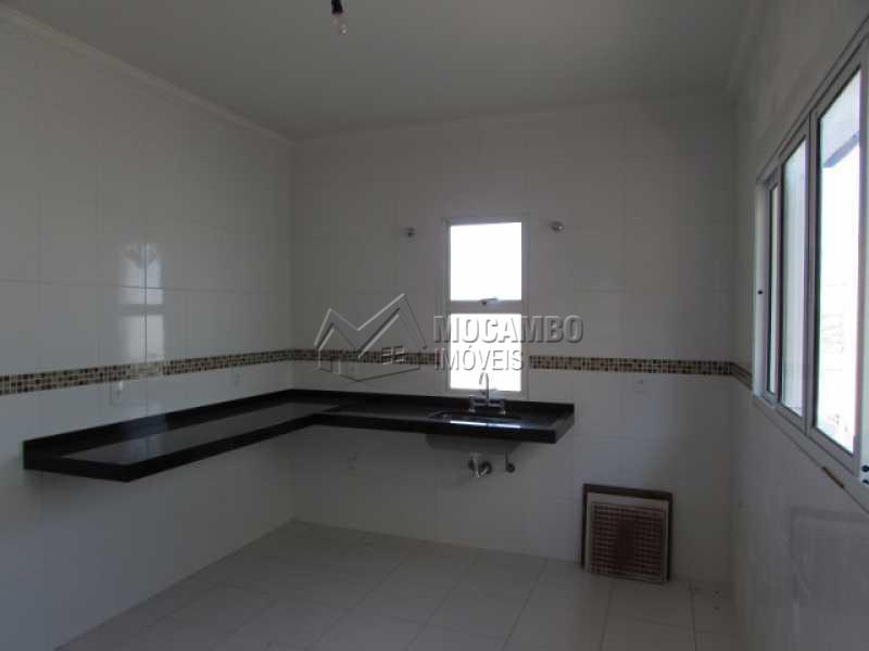 Cozinha - Casa em Condominio À Venda - Itatiba - SP - Residencial Fazenda Serrinha - FCCN30257 - 7