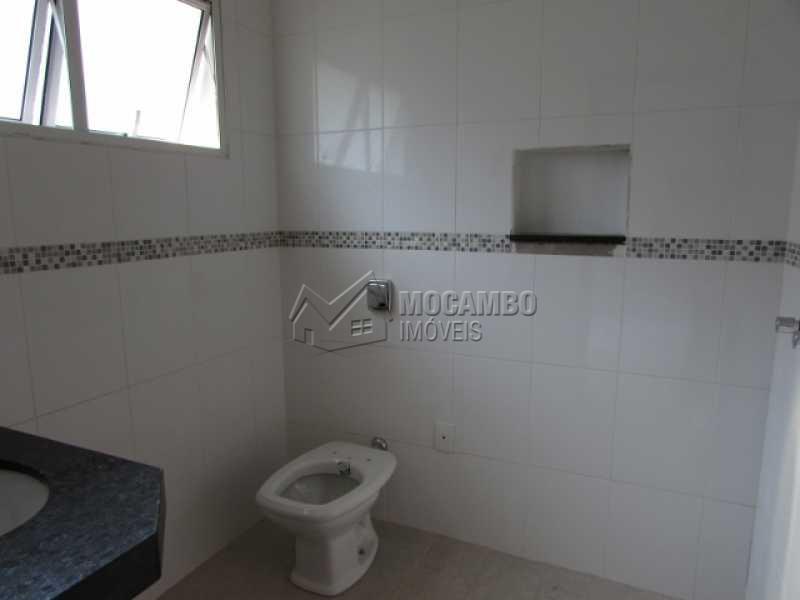 Banheiro Suíte - Casa em Condominio À Venda - Itatiba - SP - Residencial Fazenda Serrinha - FCCN30257 - 16