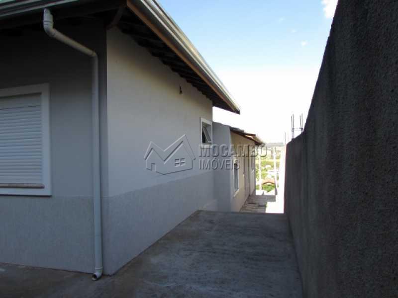 Quintal - Casa em Condominio À Venda - Itatiba - SP - Residencial Fazenda Serrinha - FCCN30257 - 19
