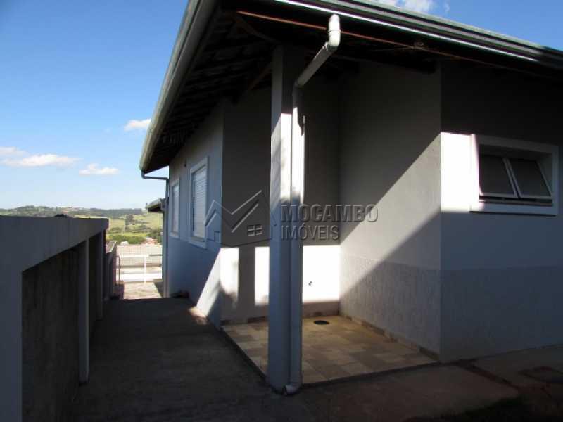 Quintal - Casa em Condominio À Venda - Itatiba - SP - Residencial Fazenda Serrinha - FCCN30257 - 21
