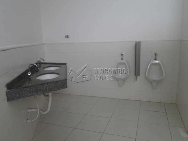 Vestiários - Galpão 2436m² para alugar Itatiba,SP - R$ 30.000 - FCGA00118 - 18