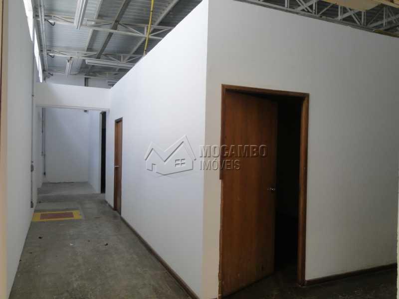 Área Fabril - Galpão 2436m² para alugar Itatiba,SP - R$ 30.000 - FCGA00118 - 10