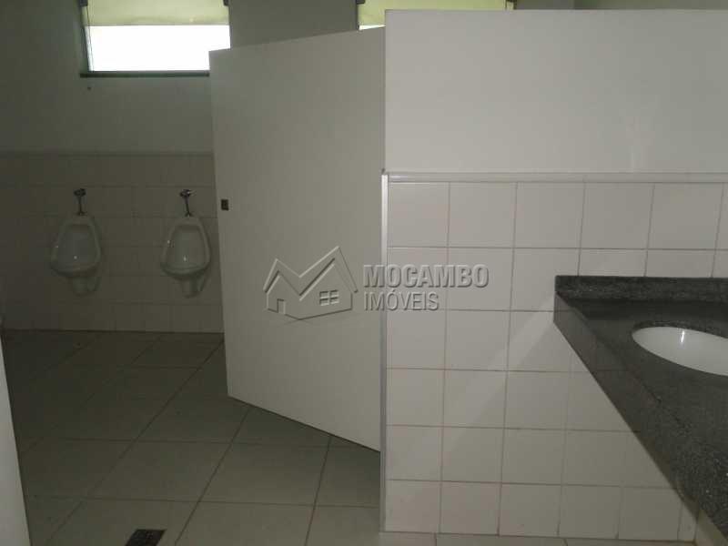 Vestiários - Galpão 2436m² para alugar Itatiba,SP - R$ 30.000 - FCGA00118 - 19