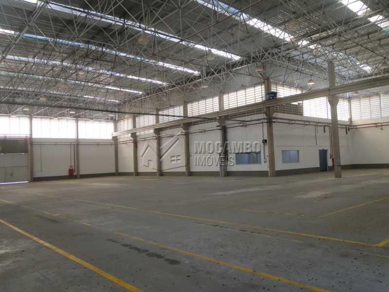 Área Fabril - Galpão 2436m² para alugar Itatiba,SP - R$ 30.000 - FCGA00118 - 7